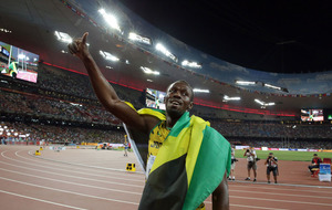 On this Day, Aug 20 2008: Usain Bolt wins gold in the 200 metres in a world record time of 19.30seconds