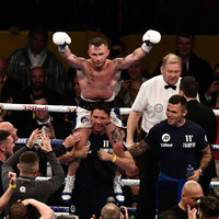 Josh Warrington next for in-form Carl Frampton and coach Jamie Moore says 'there is better to come'