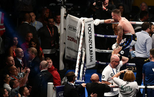 Round by round: How Carl Frampton's fight with Luke Jackson unfolded