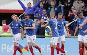 Linfield are 'cock-a-hoop' after downing Crusaders at Seaview