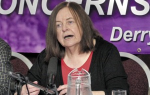 Former civil rights leader Bernadette McAliskey calls for Stormont to be bulldozed