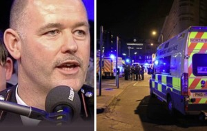 Belfast-born ex-fire chief breaks silence on Manchester Arena bombing