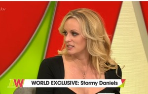 Stormy Daniels: I wanted to apologise for CBB no-show but I wasn't allowed