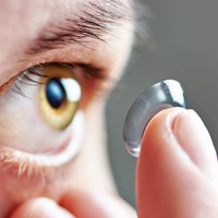 Why you shouldn't flush your contact lenses down the drain