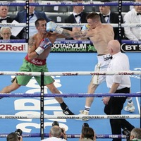 Jason Quigley to take on Japan's Ryota Murata for the WBA world middleweight title in Las Vegas