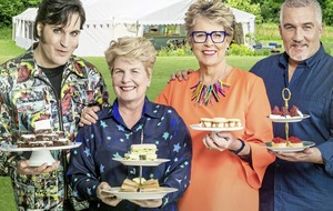 Prue Leith & Paul Hollywood on Bake Off's proven recipe