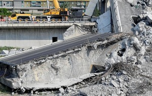 Report: Experts knew Genoa bridge had weakened 20%