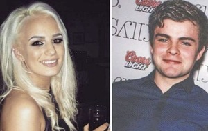 Funerals for Fermanagh crash victims Shiva Devine and Conall McAleer