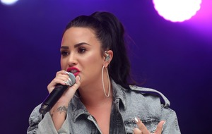 Demi Lovato's sister 'thanks God' as she wishes her a happy birthday