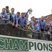 More than 90,000 people welcome home All-Ireland winning Limerick GAA hurlers