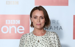 Keeley Hawes says Amber Rudd informed her portrayal of fictional home secretary