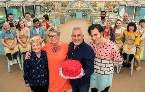 Blood courier, techno DJ and scientist to compete in Great British Bake Off