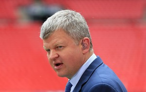 Adrian Chiles opens up about his anxiety while ITV's chief football presenter
