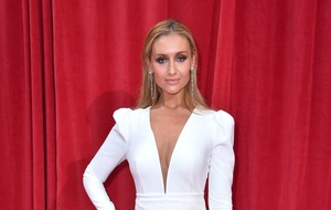 Catherine Tyldesley shows off weight loss after 12-week workout regime