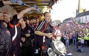 A Tyrone All-Ireland SFC triumph would be 'good' for the GAA