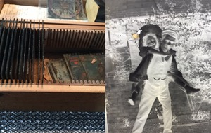 Century-old mystery photos found in a box for £4 at an Essex car boot sale