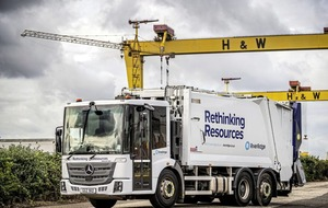 Belfast waste management firm RiverRidge invests in fleet