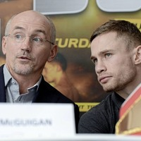 Carl Frampton's legal action against Barry McGuigan 'due for new year'