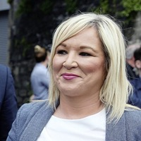 Broken leg forces Michelle O'Neill to pull out of papal events