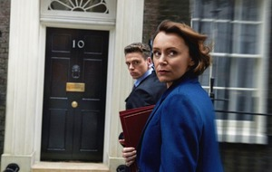 TV Quickfire: Keeley Hawes & Richard Madden on BBC thriller Bodyguard