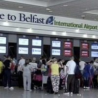Belfast International Airport says 35 vehicles damaged during flooding