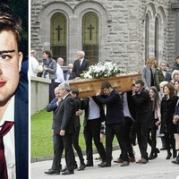 Conall McAleer funeral: Priest says grand-nephew leaves a 'treasury of love'