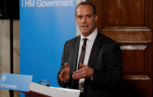Dominic Raab: Good Brexit deal within our sights