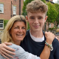 The Crown star Finn Elliot 'stoked' with GCSE results