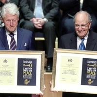Bill Clinton's peace envoy idea caused 'deep concern' in British government