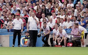 Enda McGinley: Tyrone: managers and players plan and prepare. Red Hand supporters hope