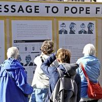 William Scholes: Abuse crisis will dominate Pope Francis' Irish visit