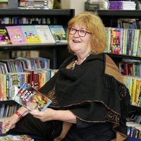 New chapter for storyteller Liz with launch of Armstrong Storytelling Bursary