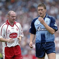 Where Are They Now? Former Tyrone defender Chris Lawn takes a walk down memory lane
