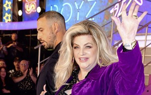 Sleb Safari: Take Kirstie Alley's advice ­– marry the man with the private jet