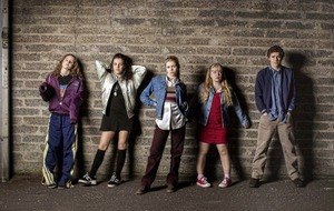Derry Girls named 'best comedy' at Edinburgh TV Festival