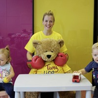 Tiny Life's white collar boxing event steps up the fight for premature babies