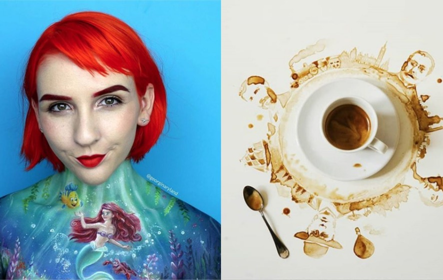9 Innovative Artists You Should Follow On Instagram Right