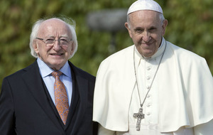 Michael D Higgins tells Pope of anger felt by clerical abuse victims