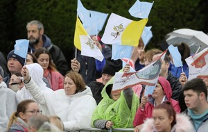 Seamus McKinney: Pope Francis greeted with unadulterated joy in Knock