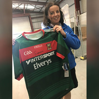 Pope Francis signs Mayo GAA shirt - and fans hope 'curse' will be lifted
