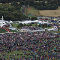 Crowds for Pope Francis' Phoenix Park Mass fall well below expected level