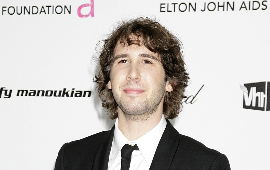 Josh Groban: If I could go back in time I\'d warn people about Donald ...