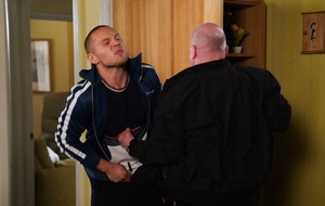 EastEnders' Phil Mitchell to punch Keanu for keeping gang secret from him