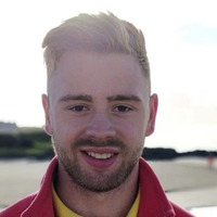 20 Questions: RNLI lifeguard James Walton on triathlon training and why worrying is like sitting on a rocking horse