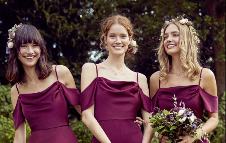 0e9264b57661 Fashion: Best bridesmaids dresses for all budgets - The Irish News
