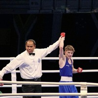 Last man standing Jude Gallagher eyes final destination at World Youth Championships in Hungary