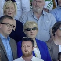 DUP's Christopher Stalford: Criticism of attending GAA match 'strange'