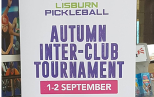 Pickleball: Lisburn leads the way with multi-nations event