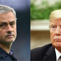 Who said it: Jose Mourinho or Donald Trump?