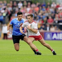 Niall Sludden has taken his time to become a key player for Tyrone